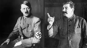 Vnuk Stalin se zlobí na dědu!