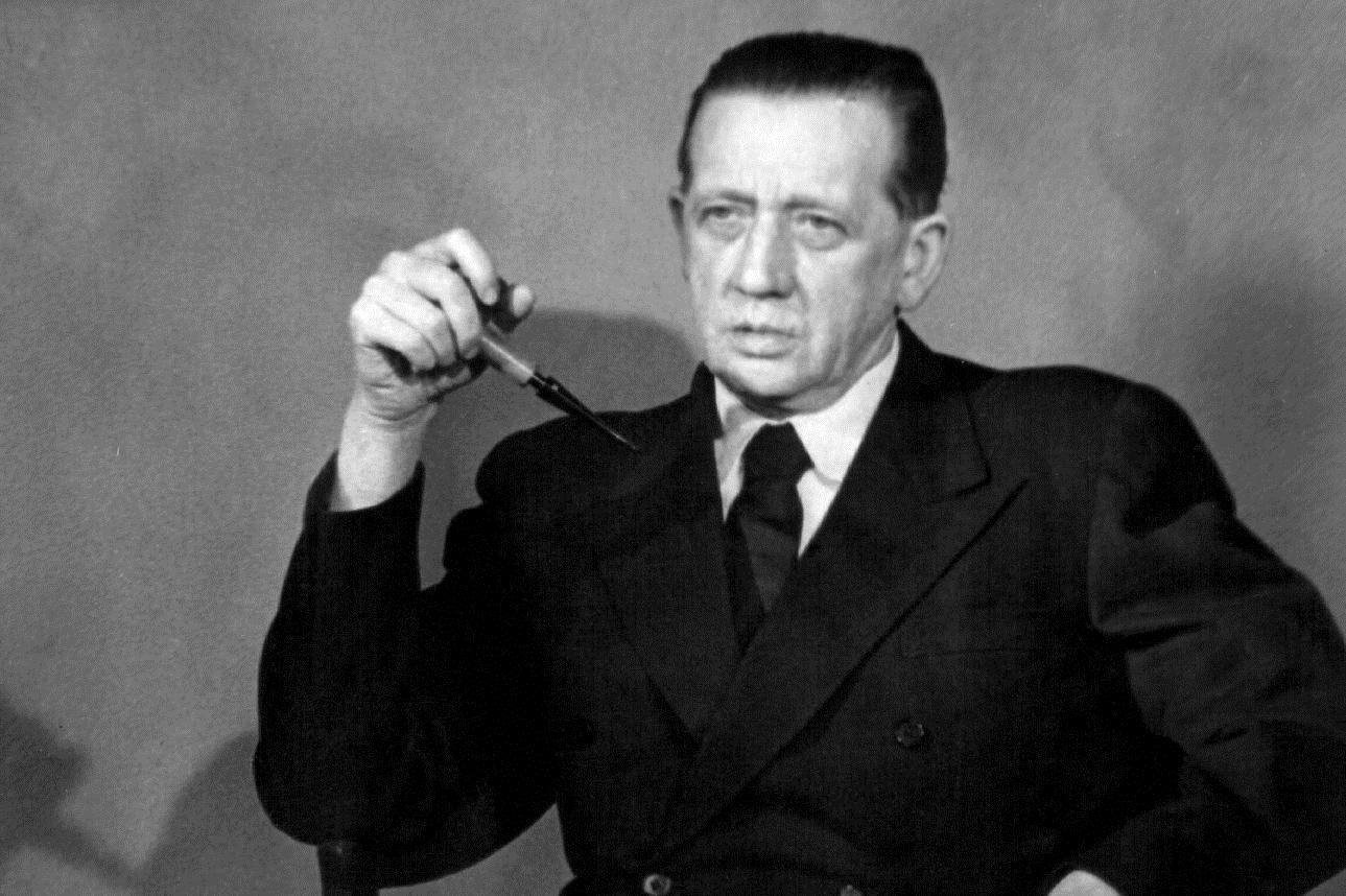 Ferdinand Peroutka byl rudý gentleman!