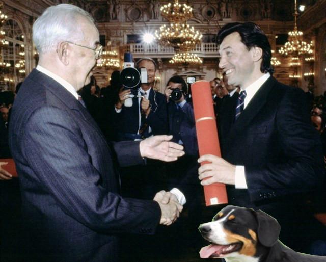 V roce 1989 se Bruno společně s Karlem Gottem stali národními umělci.