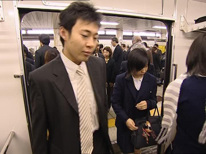 Masahiko s Aiko se do metra rádi vracejí!