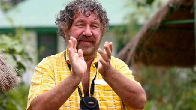 """""""Já tleskám,"""" řekl nám dojatý a nadšený režisér Troška."""