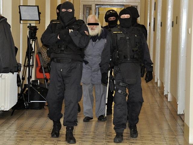 Recidivista Sekyrka zadržen!