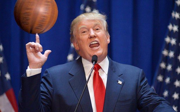 Donald Trump právě oznamuje konec své kampaně! Sportovní duch z něho přímo sálá!
