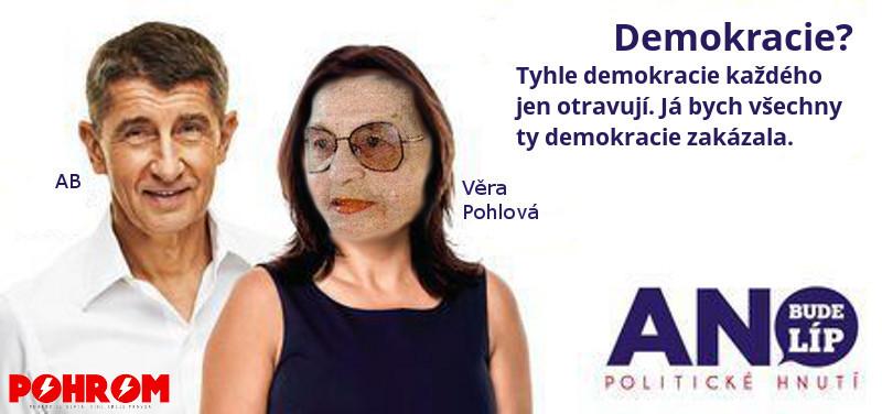 Věra Pohlová