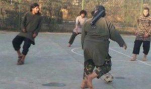 Družstvo IS v přípravném utkání proti Al-Káida Jemen B