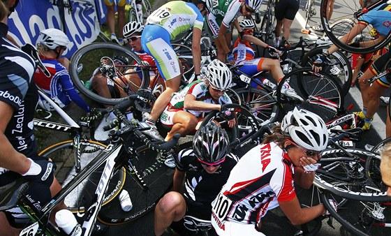 Cyklistická ostuda