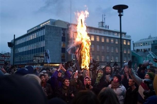 Nálada na Islandu není dobrá!