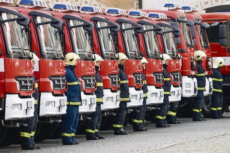 Stejně jako při povodních či invazi migrantů pomohou hasiči.