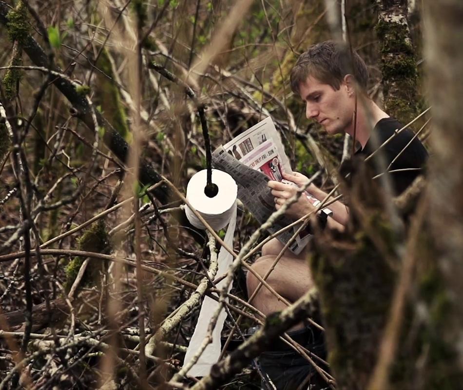 Místo, kde je každý sám. Stále víc lidí dává přednost očistnému rituálu v přírodě (ilustrační foto).