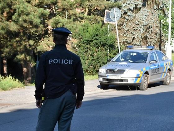 Policisté byli ihned na místě.