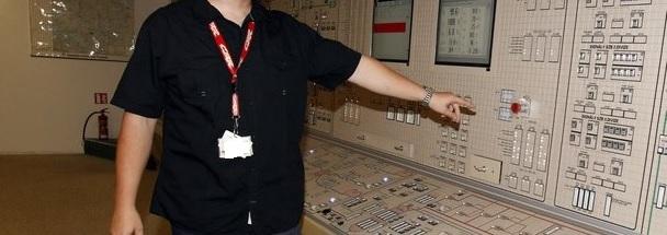 Tlačítko, kterým se plzeňské metro uvede do pohybu!