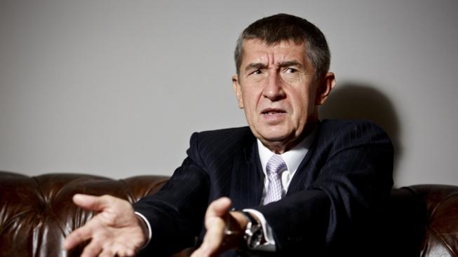 """Andrej Babiš, po obvinění Kalouska, Selský rozum ihned požadoval pro sebe: """"Dajtě mi ho!"""""""