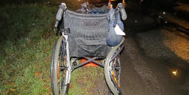 Vozíček, který utnul naděje Miloše Zemana na vítězství.