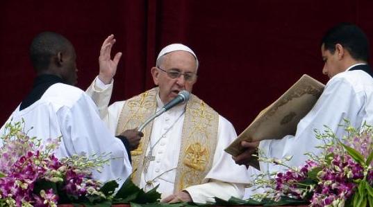 Se zásadním projevem vystoupil dnes papež František! To je konec!