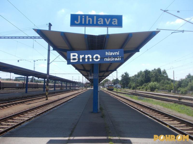 Město Jihlava bude mít bohaté Vánoce. Dostane pod stromeček Brno Hlavní nádraží.
