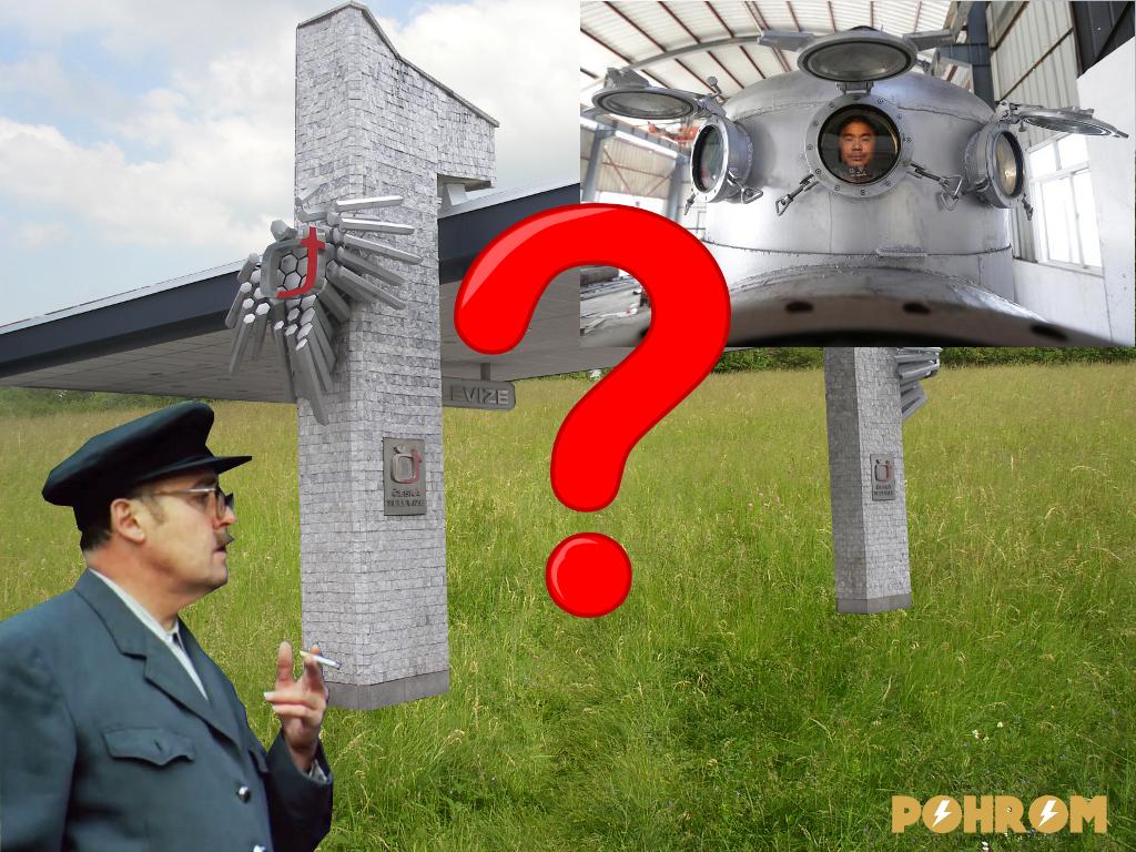 Může za zmizení Kavčích hor čínská miniponorka? Pan Petržílek si myslí, že ano!