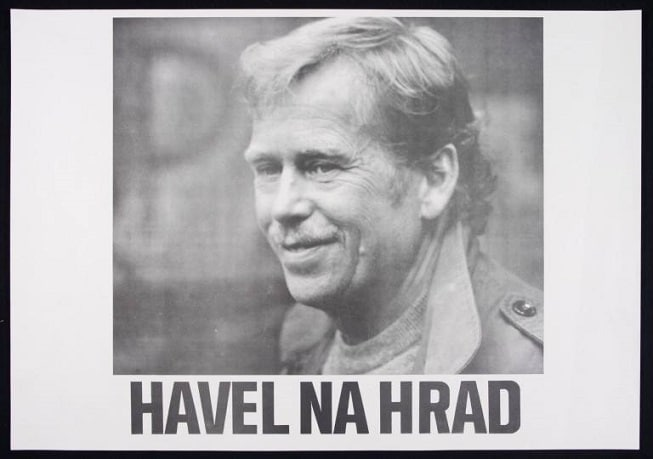 havel na hrad
