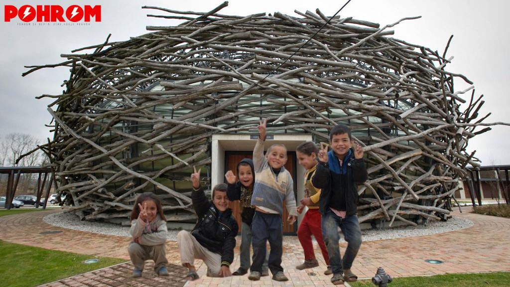 50 syrských sirotků