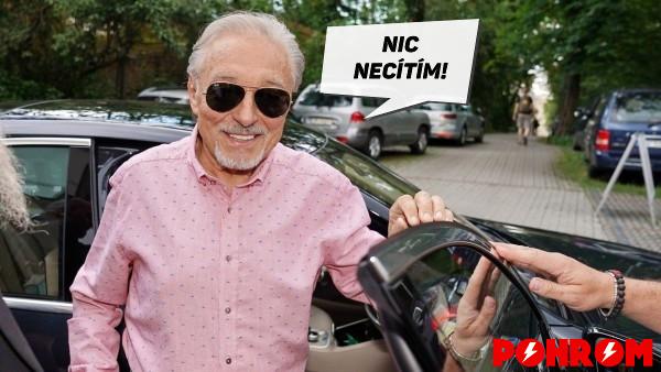 Karel Gott ztrácí čuch!